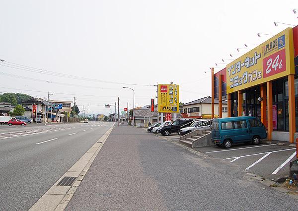 コミックバスターインプレイス桂川店