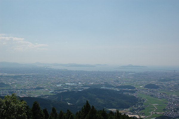 若杉山からの眺め2