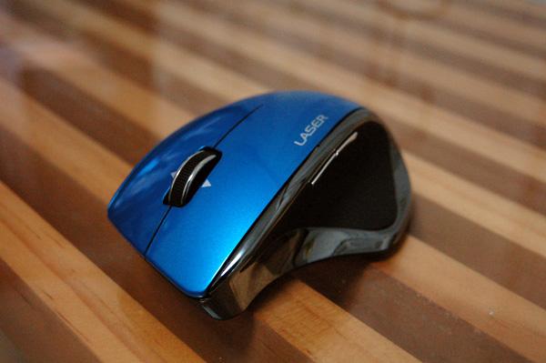 無線レーザーマウス