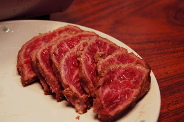 牛たたき 美味しい食べ物 福岡