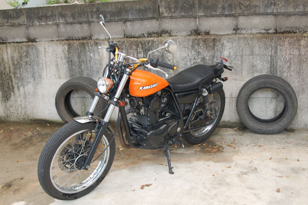 250TR カスタム