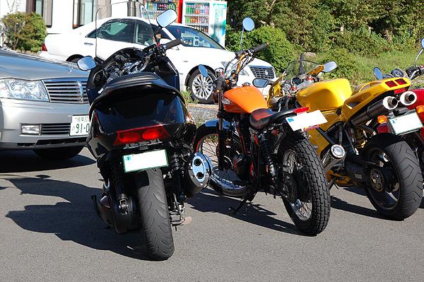 バイク 250TR SilverWing
