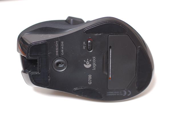 Logicool(ロジクール) ワイヤレスマウス G700