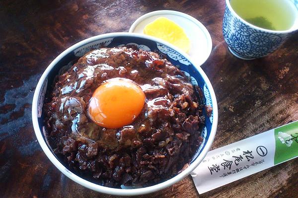 松尾食堂 久留米市 肉丼