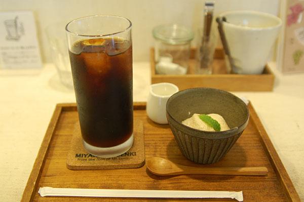 コーヒー+デザート 宮ノ上げんき