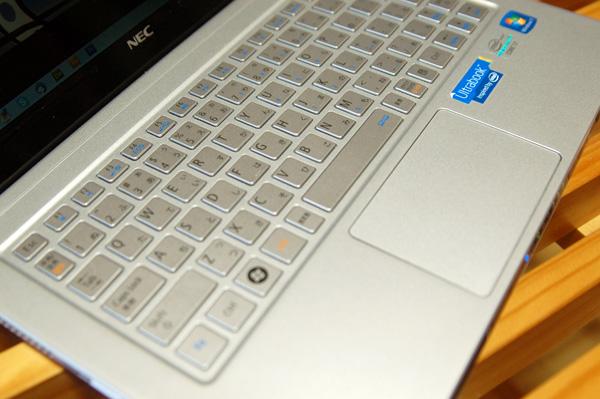 LavieZ NEC キーボード