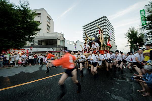 飯塚山笠2016