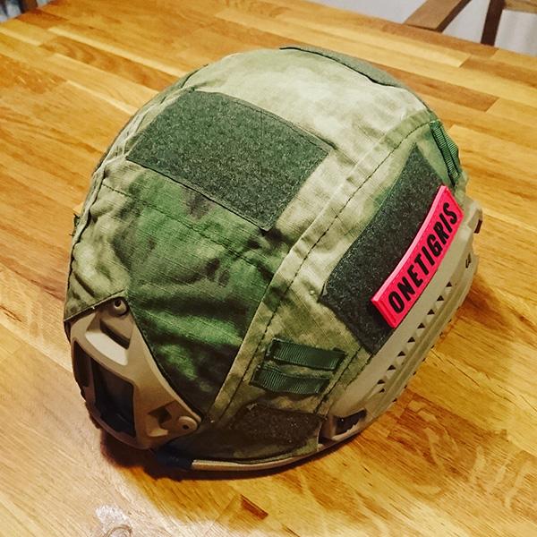 サバゲー ヘルメット PJタイプ ATACS-FG