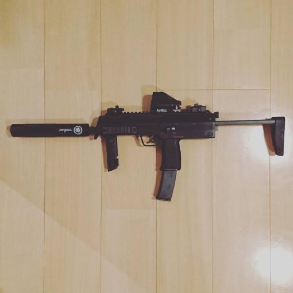 MP7A1 東京マルイ バスブローバック